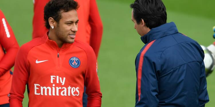 Paris SG: joue-la sans Neymar
