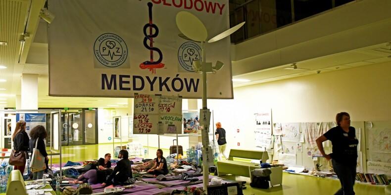 La Pologne malade de sa santé