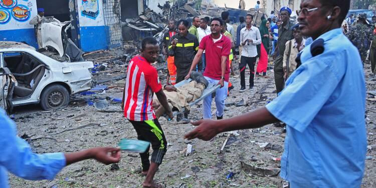 Somalie: au moins 14 morts dans l'explosion de deux voitures piégées à Mogadiscio