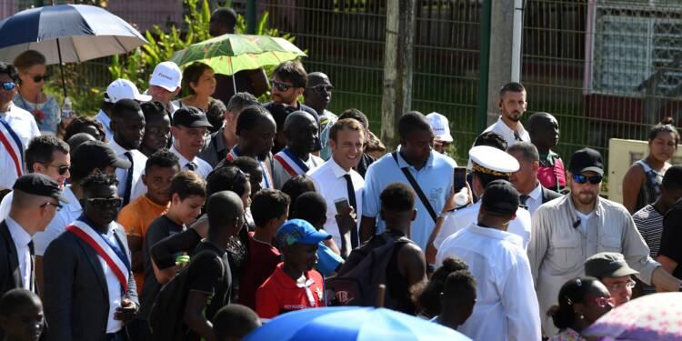"""A Maripasoula, """"on n'est pas la même France que les autres"""""""