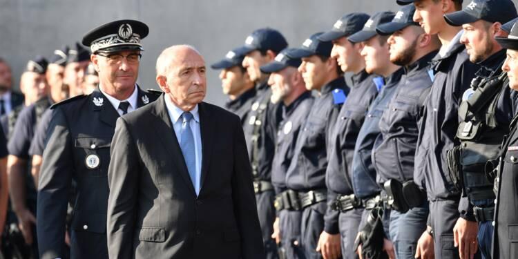 """Collomb lance la """"grande concertation"""" sur la police de sécurité du quotidien"""