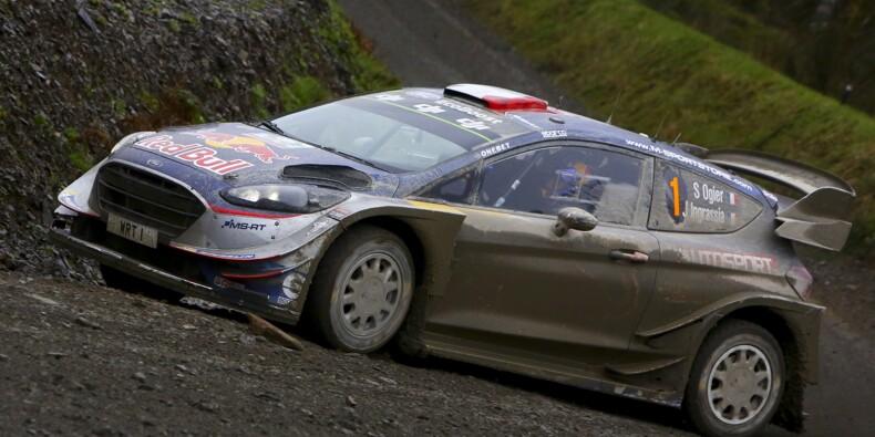 Rallye de Grande-Bretagne: Ogier champion du monde, Evans vainqueur