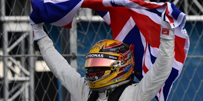 GP du Mexique: Hamilton champion malgré tout