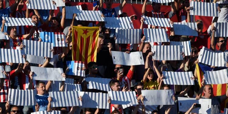 Espagne: Gérone dompte le Real Madrid au nom de la Catalogne