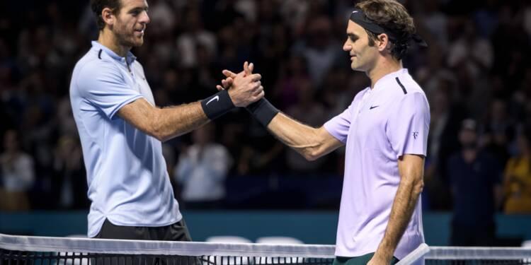 Tennis: Roger Federer ne jouera pas à Paris-Bercy