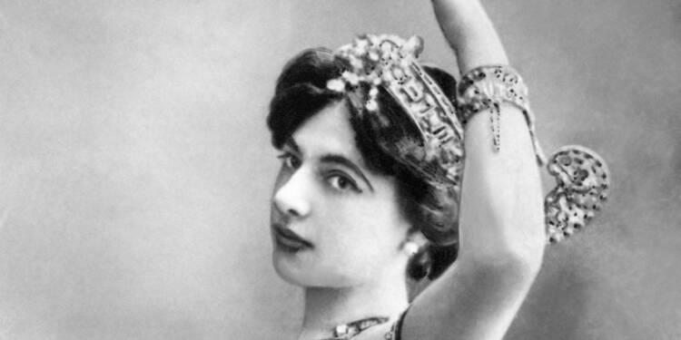 Mata Hari Le Cabinet d'écritures d'Elise Vandel