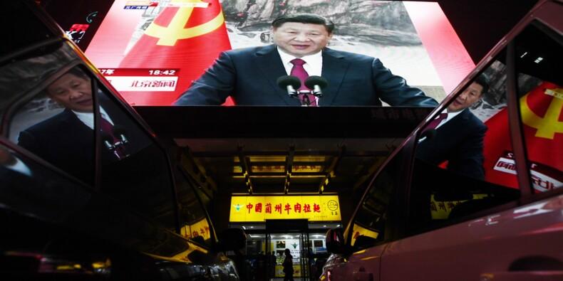 Chine: retour en force du Parti communiste dans les entreprises
