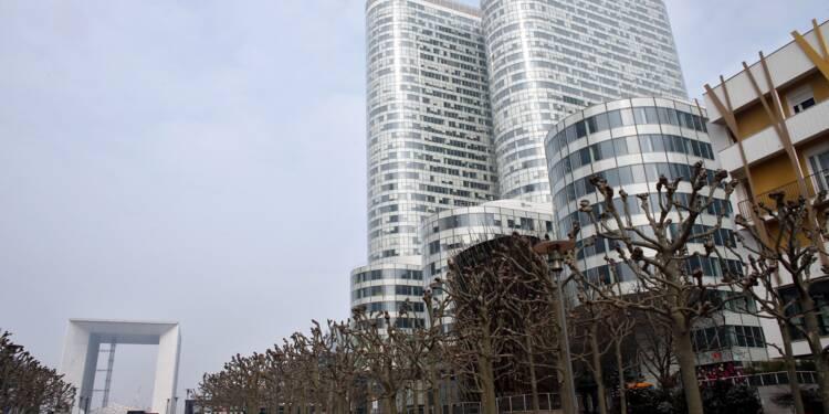 Immobilier commercial: trois investisseurs français rachètent Coeur Défense à l'américain Lone Star