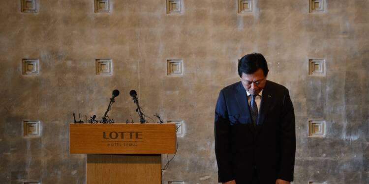 Le parquet réclame 10 ans de prison contre le patron de Lotte
