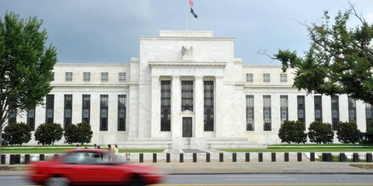 USA: début d'une réunion monétaire hantée par la succession à la Fed