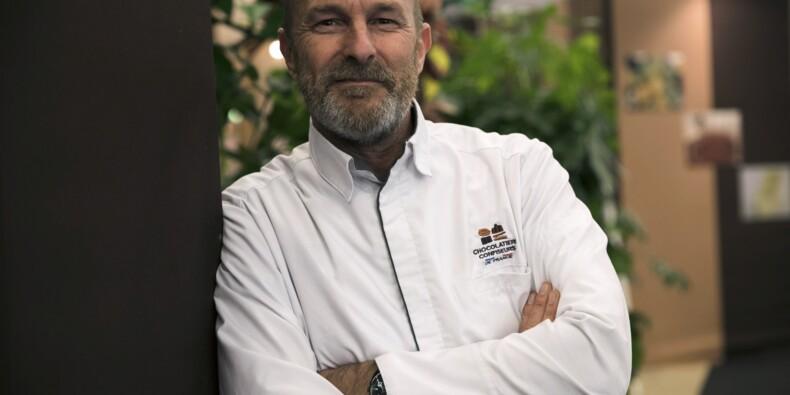 Au salon du chocolat, rencontre avec Christophe Bertrand, artisan éthique