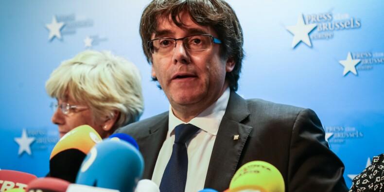 Puigdemont, installé à Bruxelles, est convoqué par la justice espagnole