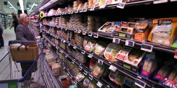 """Le gouvernement parie sur le dispositif d'étiquetage nutritionnel """"Nutri-score"""""""
