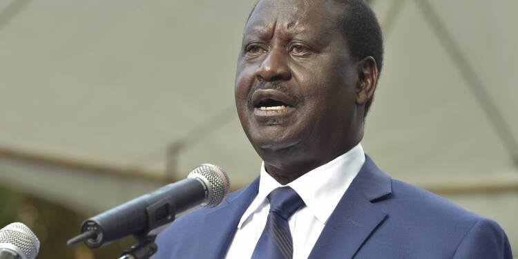 Kenya: Odinga promet de poursuivre le combat pour une élection transparente