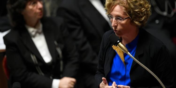 Pénicaud interpellée à l'Assemblée sur la baisse des emplois aidés
