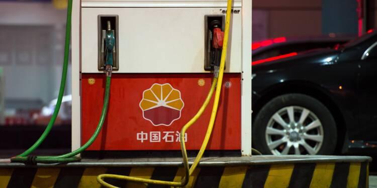 PetroChina quadruple ses bénéfices trimestriel, Sinopec gagne 13%