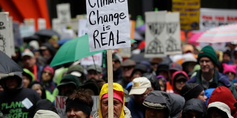 """Le changement climatique a déjà un impact """"clair"""" sur notre santé"""