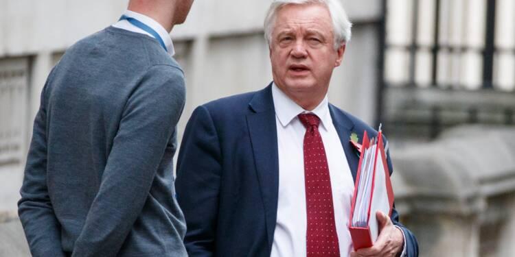 Brexit: les négociations reprendront le 9 novembre