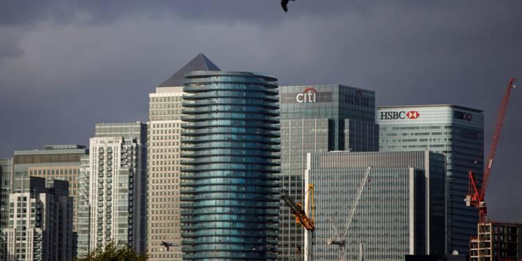 Brexit: 10.000 emplois financiers directement menacés au Royaume-Uni (BoE)