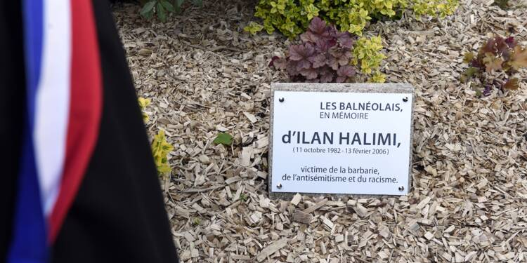 La stèle en mémoire d'Ilan Halimi une nouvelle fois vandalisée