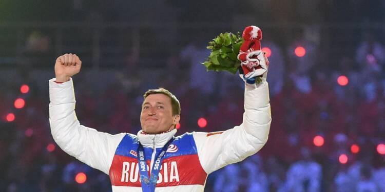 JO-2014: le fondeur russe Legkov, premier sportif déchu dans le scandale de dopage d'Etat