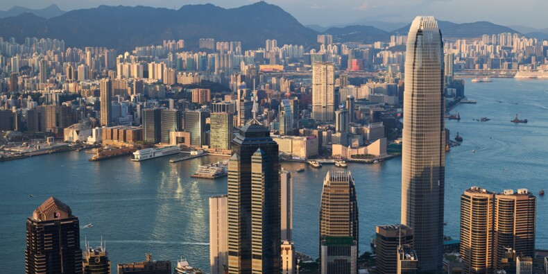 Hong Kong: un gratte-ciel vendu pour un montant record de 5,15 milliards USD