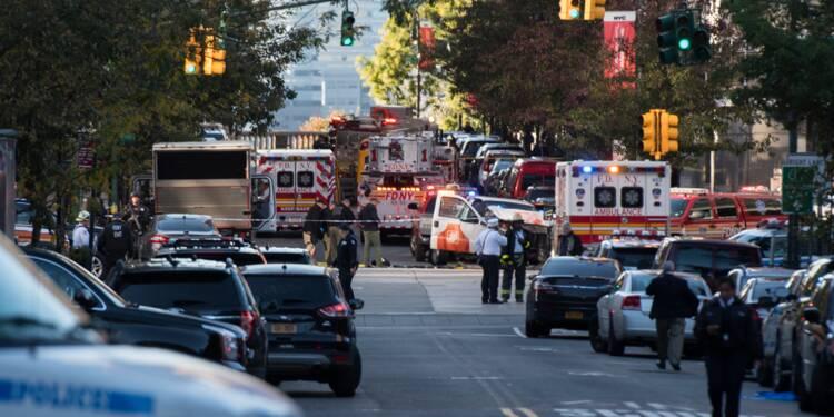 Attentat de New York: l'auteur lié à l'EI et radicalisé aux Etats-Unis