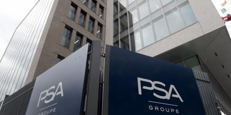 PSA met la main sur les activités financières d'Opel Vauxhall