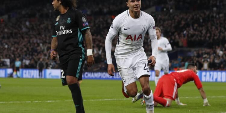 Ligue des champions: Tottenham et Manchester City en 8e