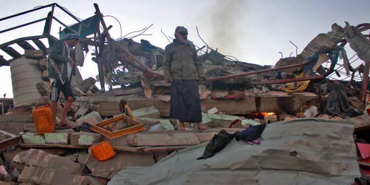Yemen: trente morts dans un raid attribué à Ryad sur un marché