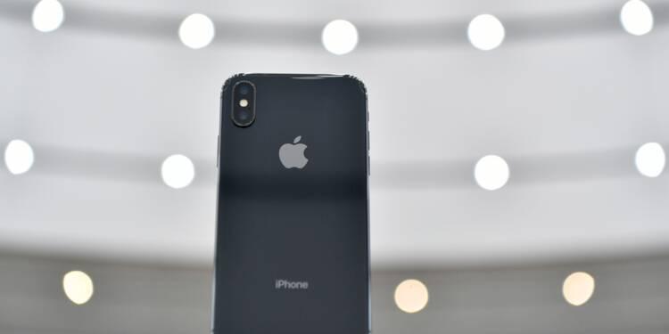 L'iPhone X dans les rayons vendredi