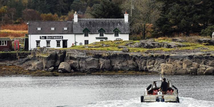 En Ecosse, cinq habitants tentent d'acheter leur île
