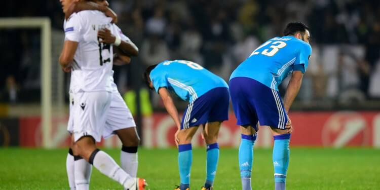 C3: Lyon tout près des 16e de finale, sale soirée pour Evra et l'OM