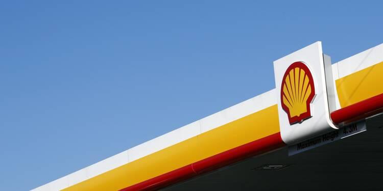 Shell porté porté par la meilleure tenue des cours des hydrocarbures