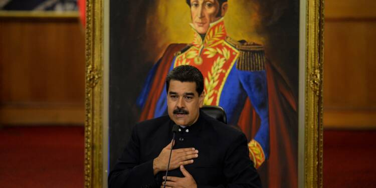 """Maduro: le Venezuela ne se déclarera """"jamais"""" en défaut de paiement"""