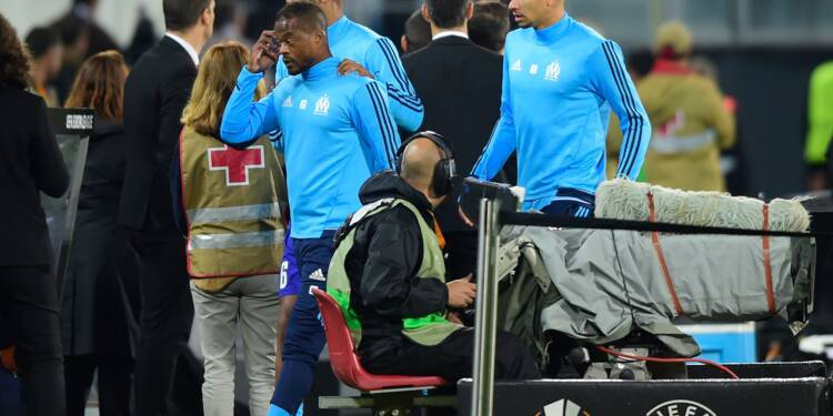 Affaire Evra - OM-Caen: retrouvailles empoisonnées entre joueurs et supporteurs