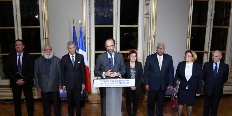 """Les Calédoniens parviennent à un """"accord politique"""" sur l'organisation du référendum d'autodétermination"""