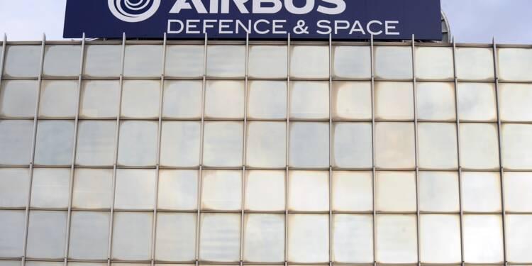 Défense: plaidoyer d'Airbus pour un avion de combat européen