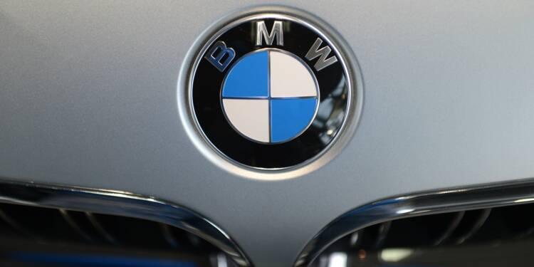 Suisse: Amende de 157 millions de francs suisses confirmée pour BMW