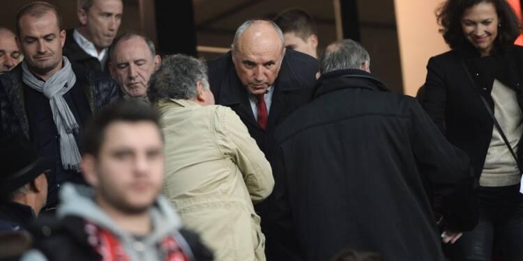 Rennes: René Ruello annonce sa démission