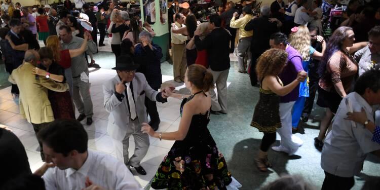 Quand la danse nationale de Cuba revit... au Mexique