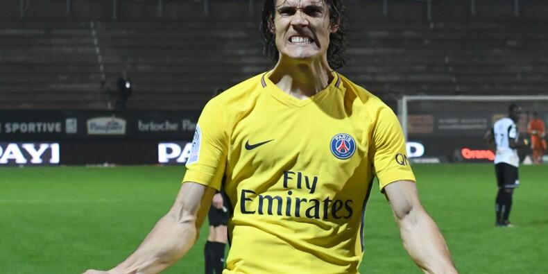 Ligue 1: le PSG et Monaco se régalent