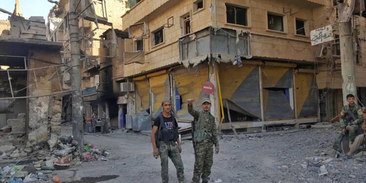 L'EI poussé dans ses derniers retranchements en Syrie et en Irak