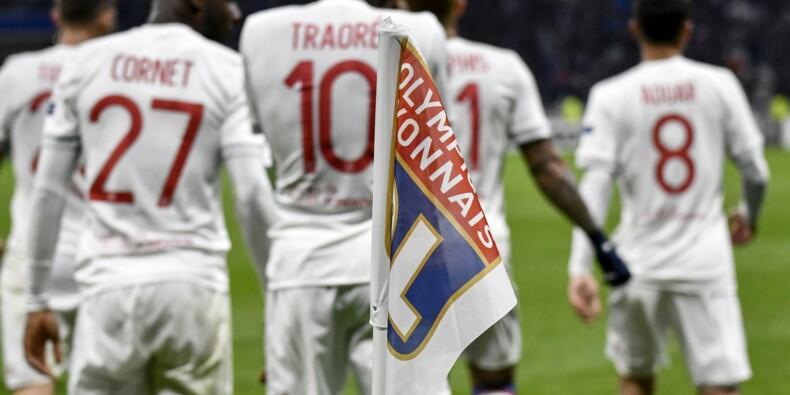 Ligue 1: Lyon veut revoir la lumière à Saint-Etienne