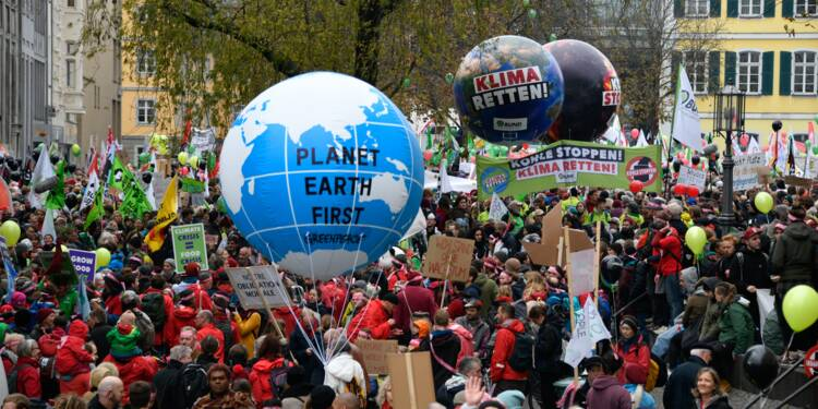 """Climat: le président fidjien de la COP23 lance """"un appel au monde"""" à agir"""