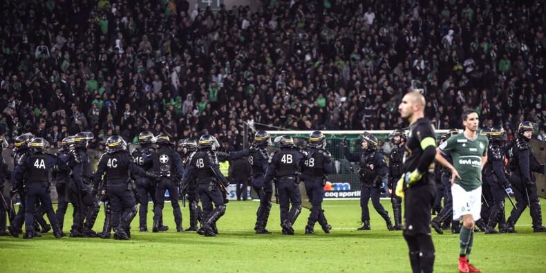 Ligue 1: des derbies Lyon/Saint-Etienne sans visiteurs?