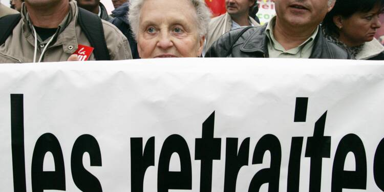 Les retraités du régime général sont passés de 3 à 14 millions en 50 ans