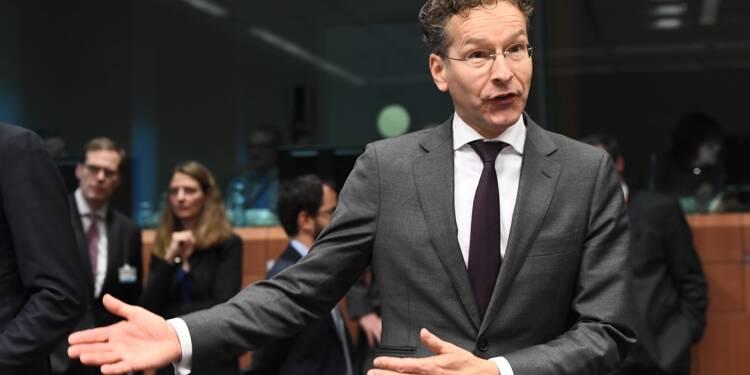 La zone euro peine à s'accorder sur son avenir