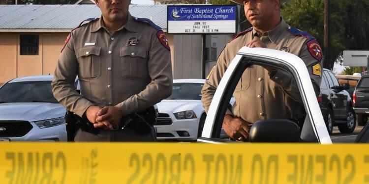 Le tueur du Texas s'est apparemment donné la mort