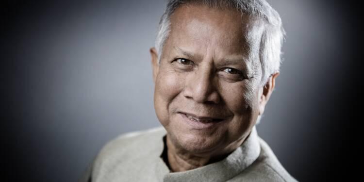 """Paradise Papers: la concentration de la richesse est """"explosive"""", selon Yunus"""